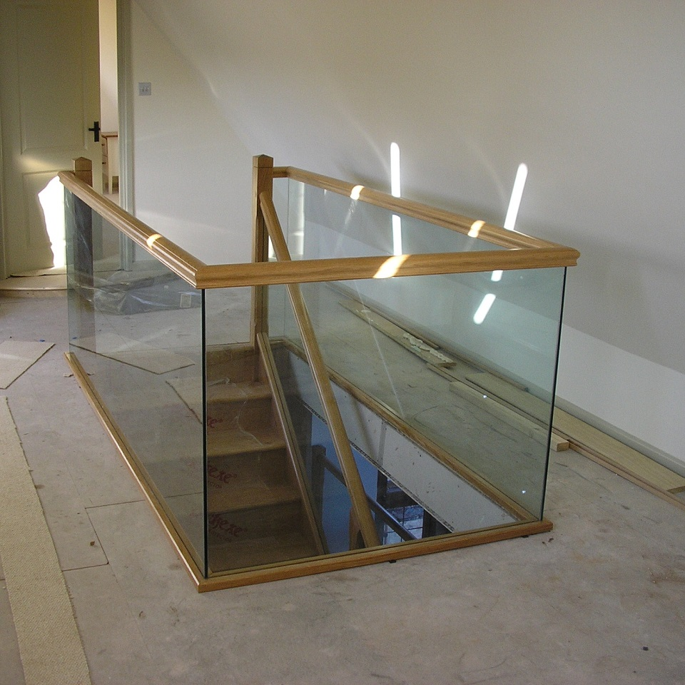Commercial Bespoke Staircases Worcester