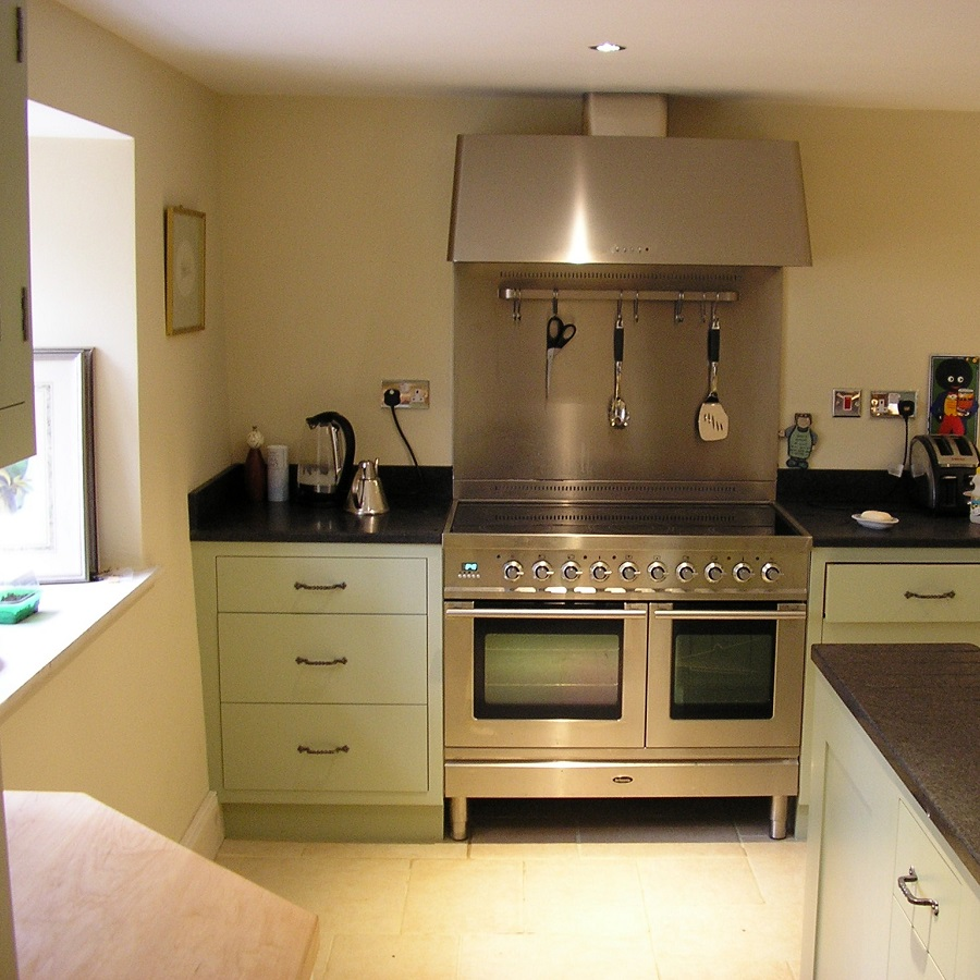custom built kitchen designer worcestershire