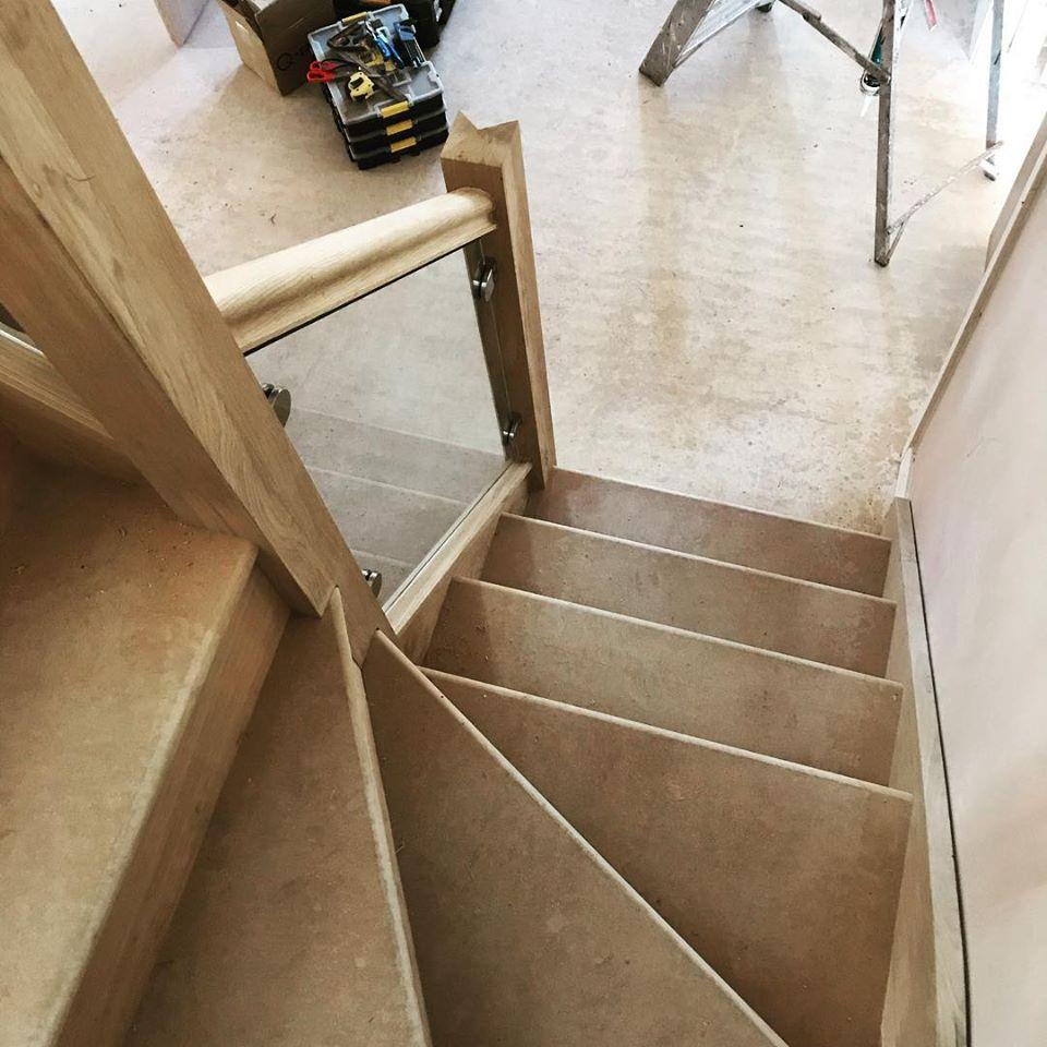 Bespoke Staircase Builders in Worcester
