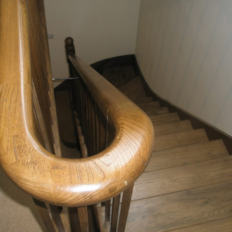Wooden Staircase Company Worcester