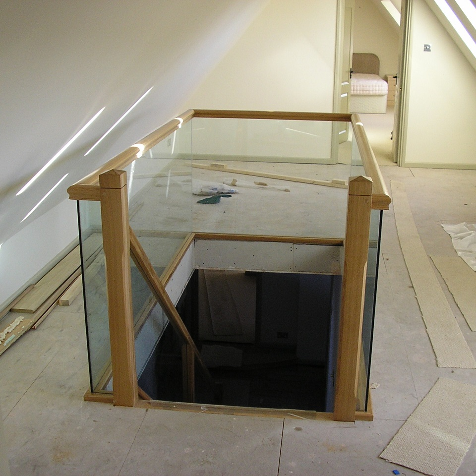 Commercial Staircase Contractors Worcester