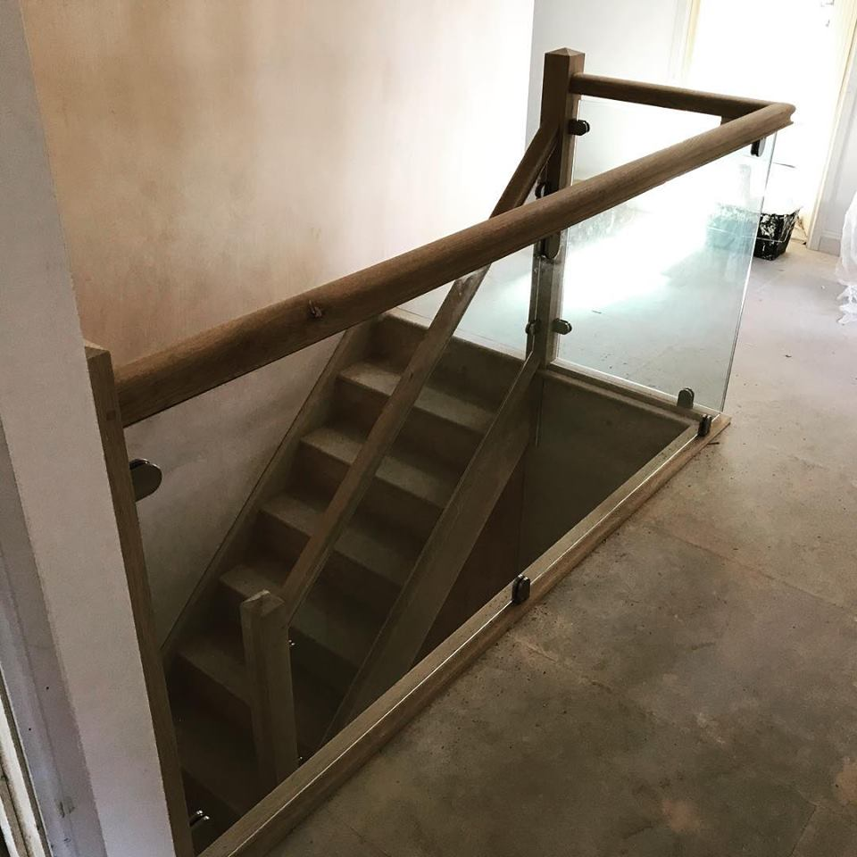 Hand built Staircase Makers Worcestershire