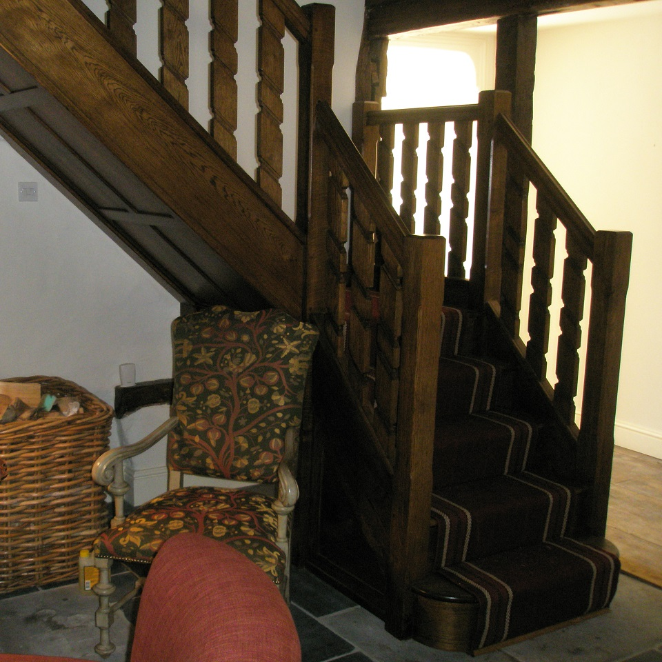 Traditional Staircase builder Worcestershire