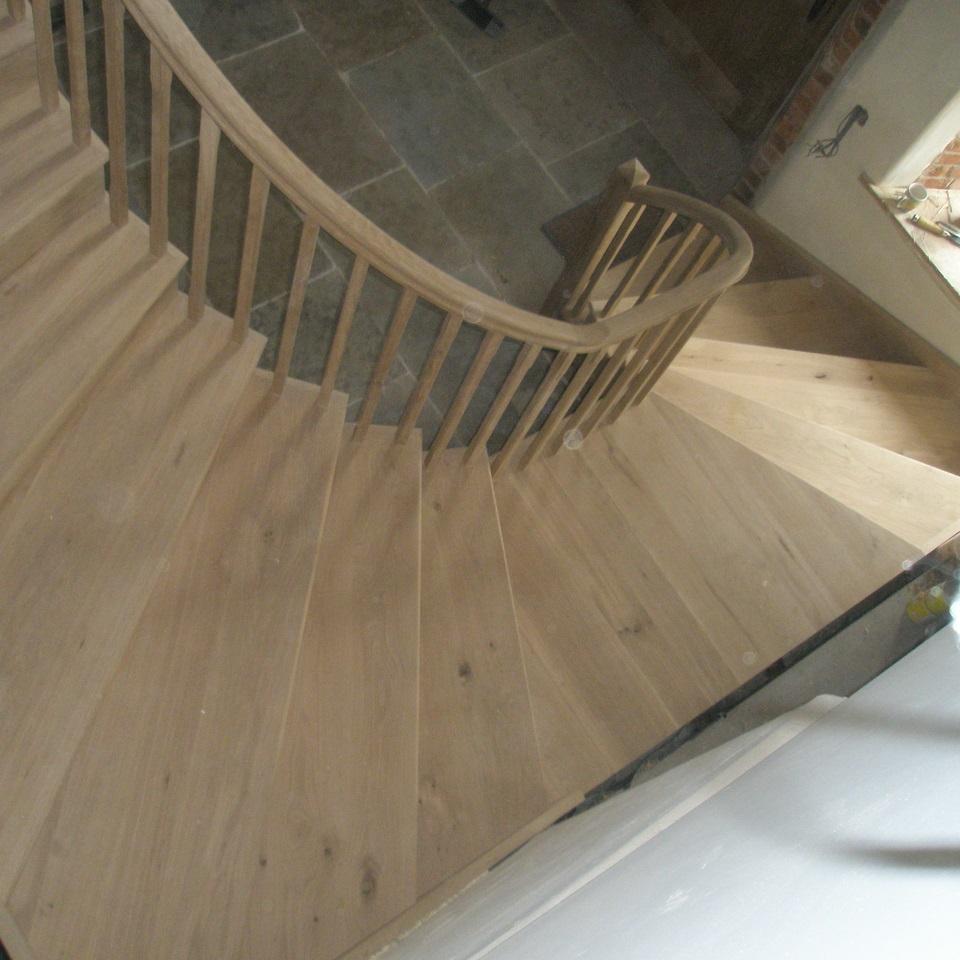 Spiral Stair builders Worcester