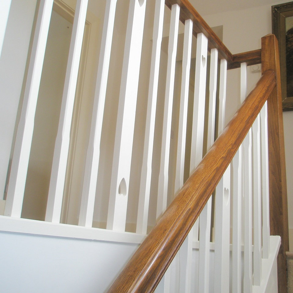 builder of staircases worcestershire