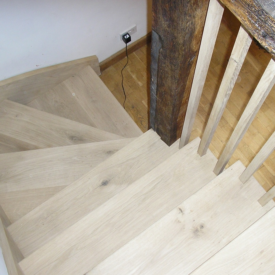 Winder staircases company worcestershire