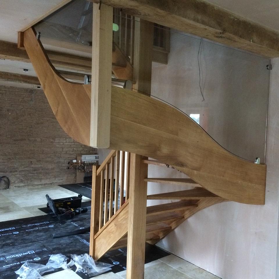 Staircase Designer in Worcesterhire