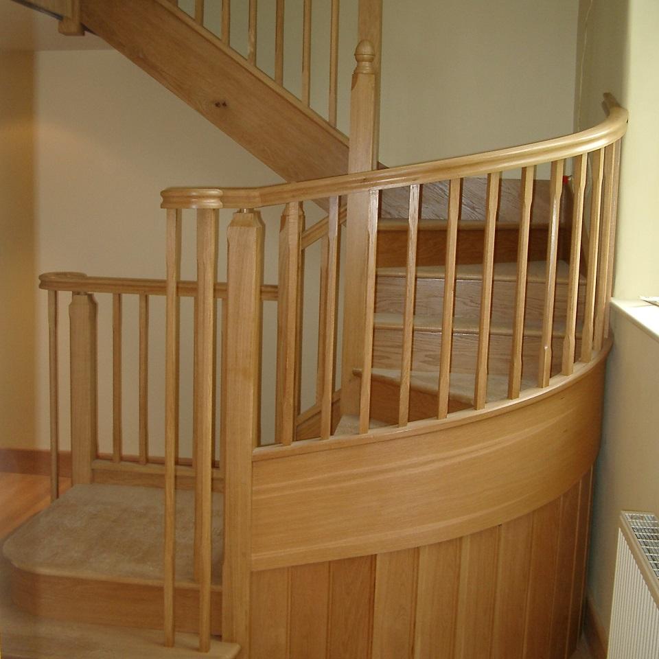 staircase contractors & builders worcester