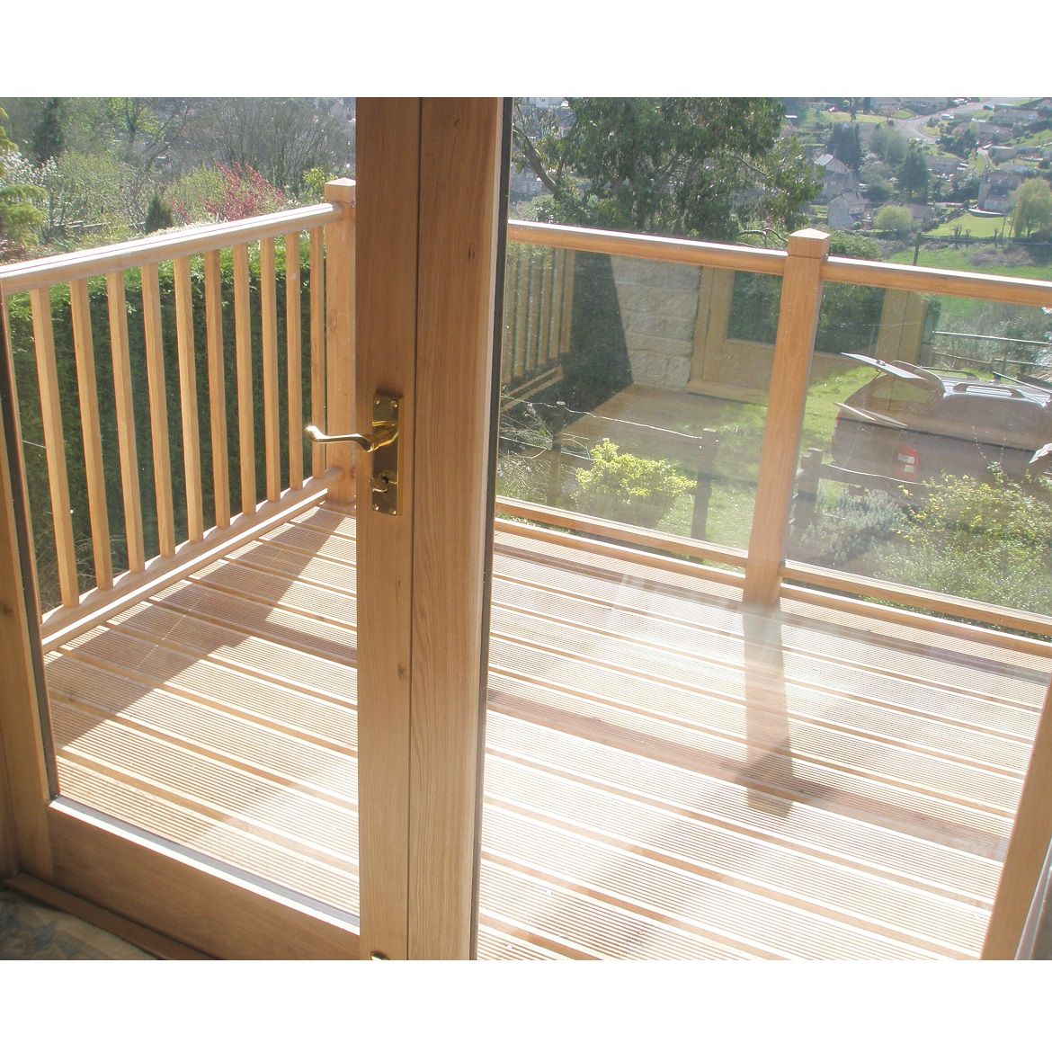 Custom Balcony Builders Worcestershire