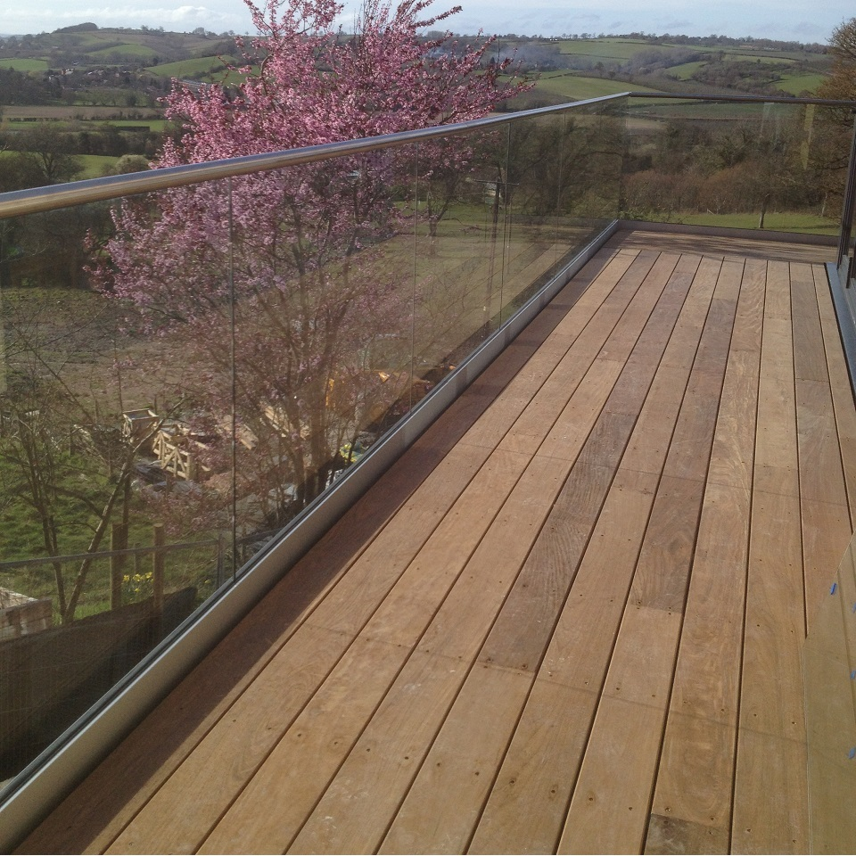 Bespoke Balcony Contractors in Worcester