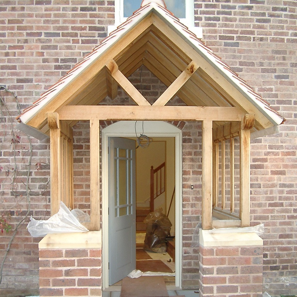 Oak Porches Worcester