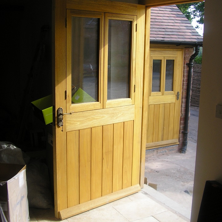 bespoke hardwood door maker worcestershire